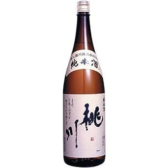 桃川 純米酒 [ 日本酒 青森県 1800ml ]