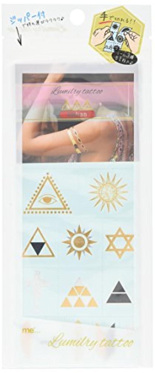 ハードウェア固体敷居Lumilry tattoo 2016 INDIAN