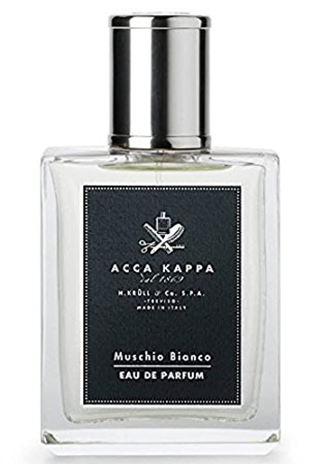 明らかに露性能アッカカッパ ACCA KAPPA ホワイトモス オードパルファン ユニセックス 50ml [並行輸入品]
