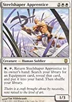 Magic: the Gathering - Steelshaper Apprentice - Darksteel - Foil