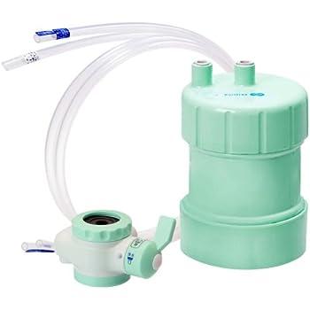 【13物質除去で2年使える!!】浄水器 ピュリフリー グリーン PF-G4