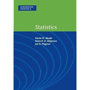 Statistics (Econometric Exercises)