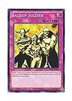 遊戯王 英語版 LDK2-ENY39 Backup Soldier 補充要員 (ノーマル) 1st Edition