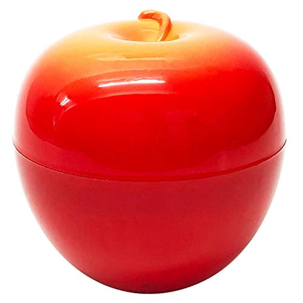振幅しみ縞模様のTokyoFruits TOKYOフルーツハンドクリームリンゴ2個セット 30g
