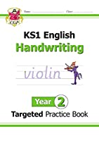 KS1 English Targeted Practice Book: Handwriting - Year 2