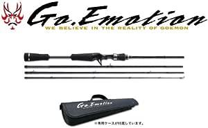 メジャークラフト 釣り竿 ロッド GO EMOTION 4ピースベイトフィネスモデル GEC-694L/BF