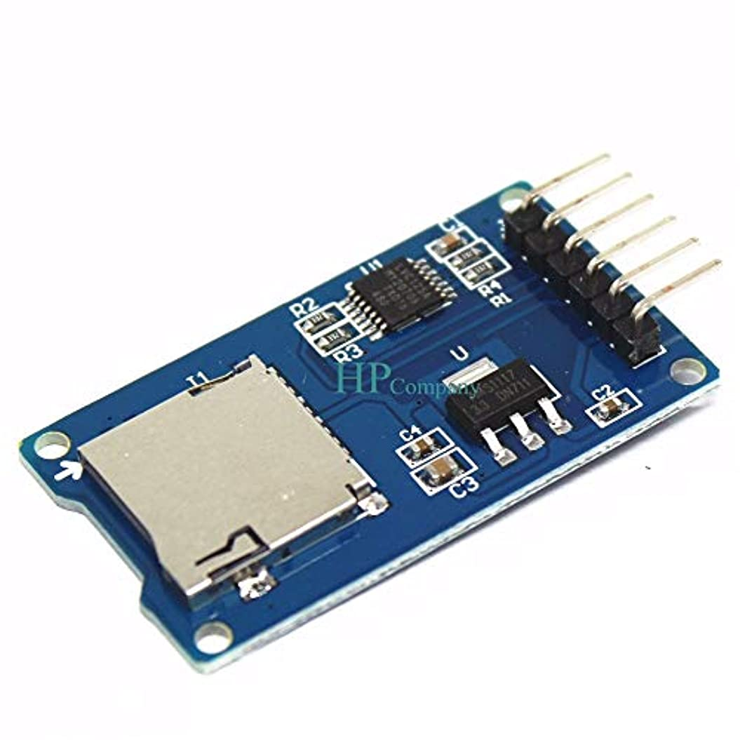 手術アナロジー呼吸するWillBest 1PCS Micro SD Storage Board TF Card Reader Memory Shield Module SD TF Card Memory Shield Module