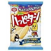 亀田製菓 100g ひんやりハッピーターン 期間限定発売品 ヒヤッと不思議な夏だけのおいしさ