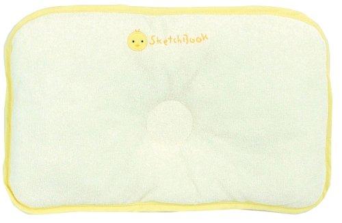 西川産業 babypuff ドーナツ枕(大) クリーム 綿100% LMF1801303-C