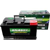 ATLASBX [ アトラス ] 輸入車バッテリー [ Dynamic Power ] AT 600-38