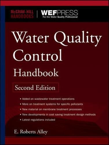 Download Water Quality Control Handbook, Second Edition 0071467602