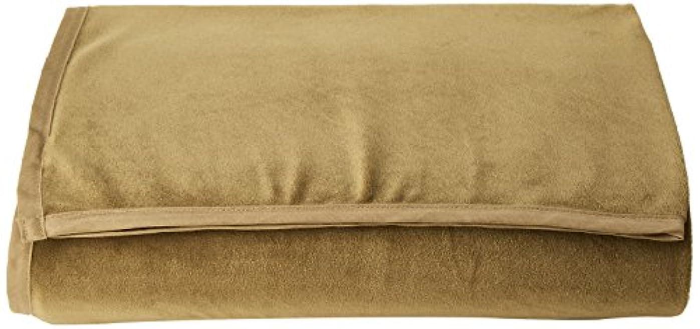 建築家退屈鉛筆株式会社ケア?システム 離床応援マイクロフリースベッドパットwith TRINOX モスグリーン 83cm幅 ROMF-MG83