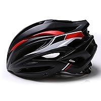 ヘルメット 超軽量 自転車用 EPS 22通気穴 サイクリングヘルメット アジャスター クール メンズ レディース 山地 両用 pc Helmet ナイロン 高剛性 頭守る 流線型 スポーツ