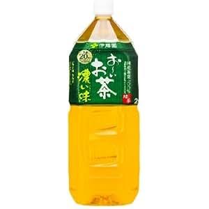 伊藤園 お~いお茶 濃い味 2L×6本