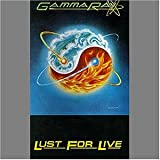 Gamma Ray – Lust For Live (VHS)