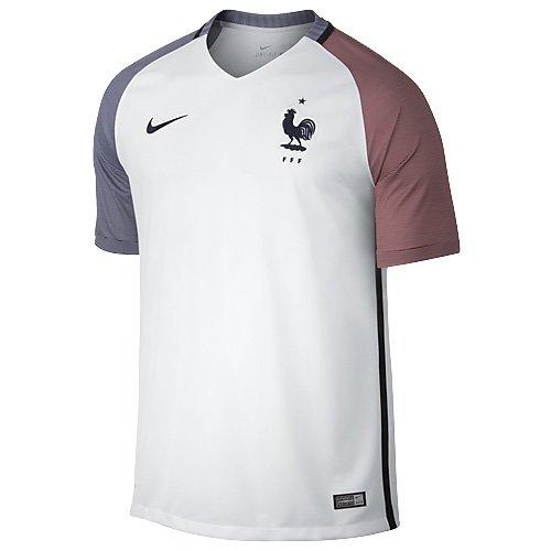 ナイキ 2016 フランス代表 アウェイ スタジアム ジャージ ホワイト インポートL