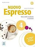 Nuovo Espresso 4 - einsprachige Ausgabe. Buch mit Audio-CD
