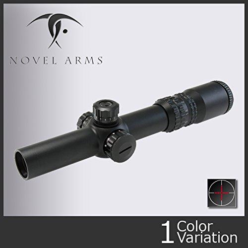 NOVEL ARMS(ノーベルアームズ)TAC ONE(タック ワン)12424IR BLACK(ブラック)