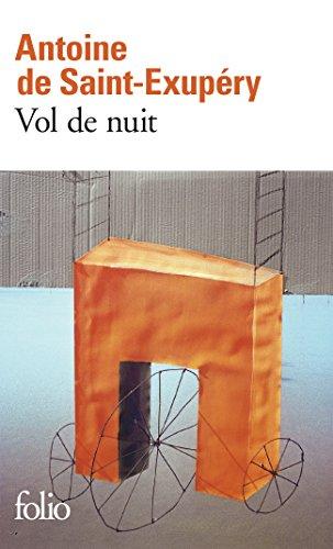 Vol De Nuit (Folio Series No 4)の詳細を見る