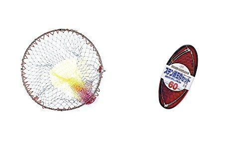 OGK(オージーケー) ステン磯玉枠セット2(網/布袋) 60cm NP61226060cm