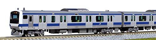 KATO Nゲージ E531系 常磐線 上野東京ライン 付属 5両 10-1293 鉄道模型 電車