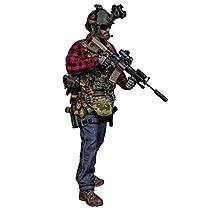 DEA SRT 麻薬取締局特殊対応チーム エージェント エル・パソ 1/6 アクションフィギュア 78063
