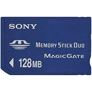 SONY MSH-M128A メモリースティックDuo 128MB
