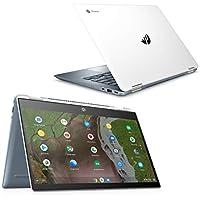 HP ノートパソコン HP Chromebook x360 14 14インチ フルHDブライトビュー・IPSタッチディスプレイ 2in1 コンバーチブルタイプ インテル® Core™ i3 8GB 64GB eMMC 英字キーボード (型番:7EW41PA-AAAA)