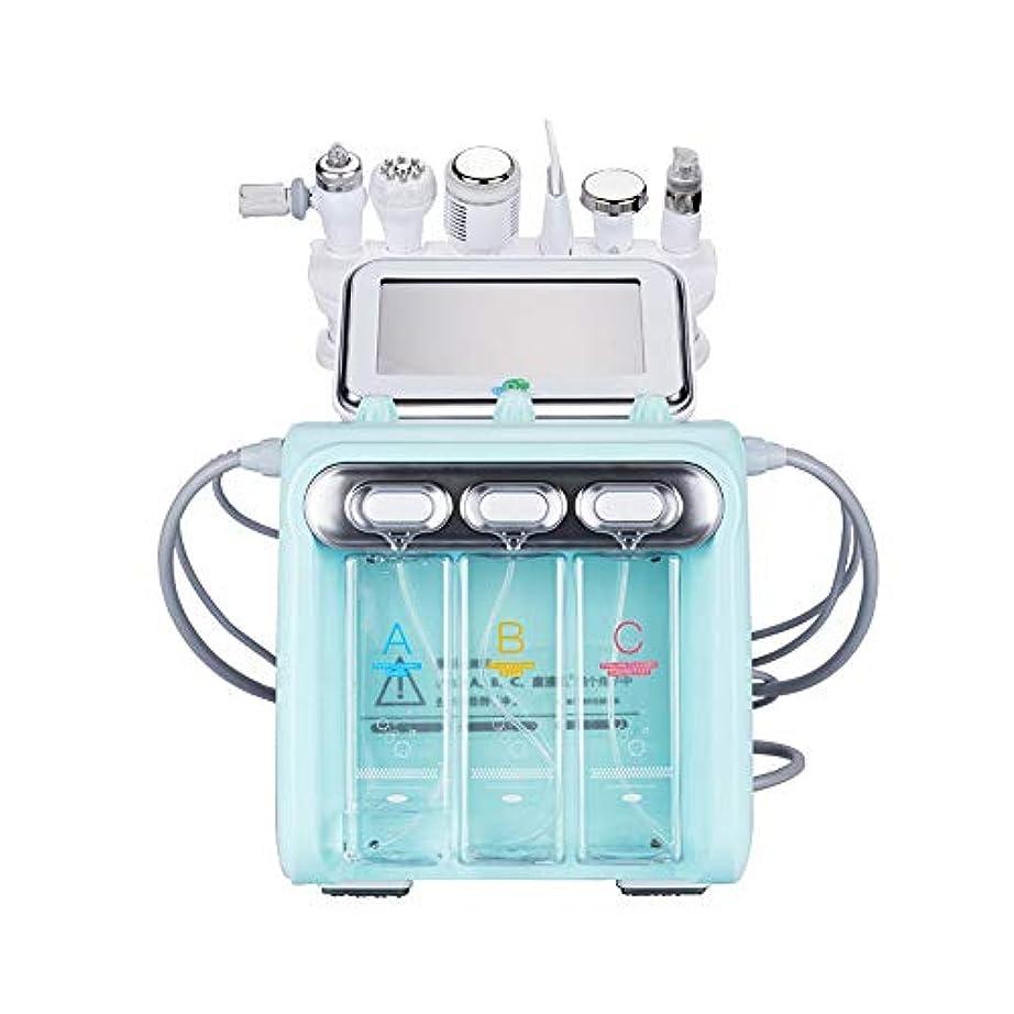 南アメリカ朝虐待1つの多機能スキンクリーナーの水素酸素小さなバブルhydrofacial 6