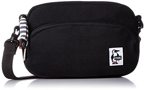 [チャムス] ショルダーバッグ Shoulder Pouch Sweat CH60-0627-K001-00 K001 Black