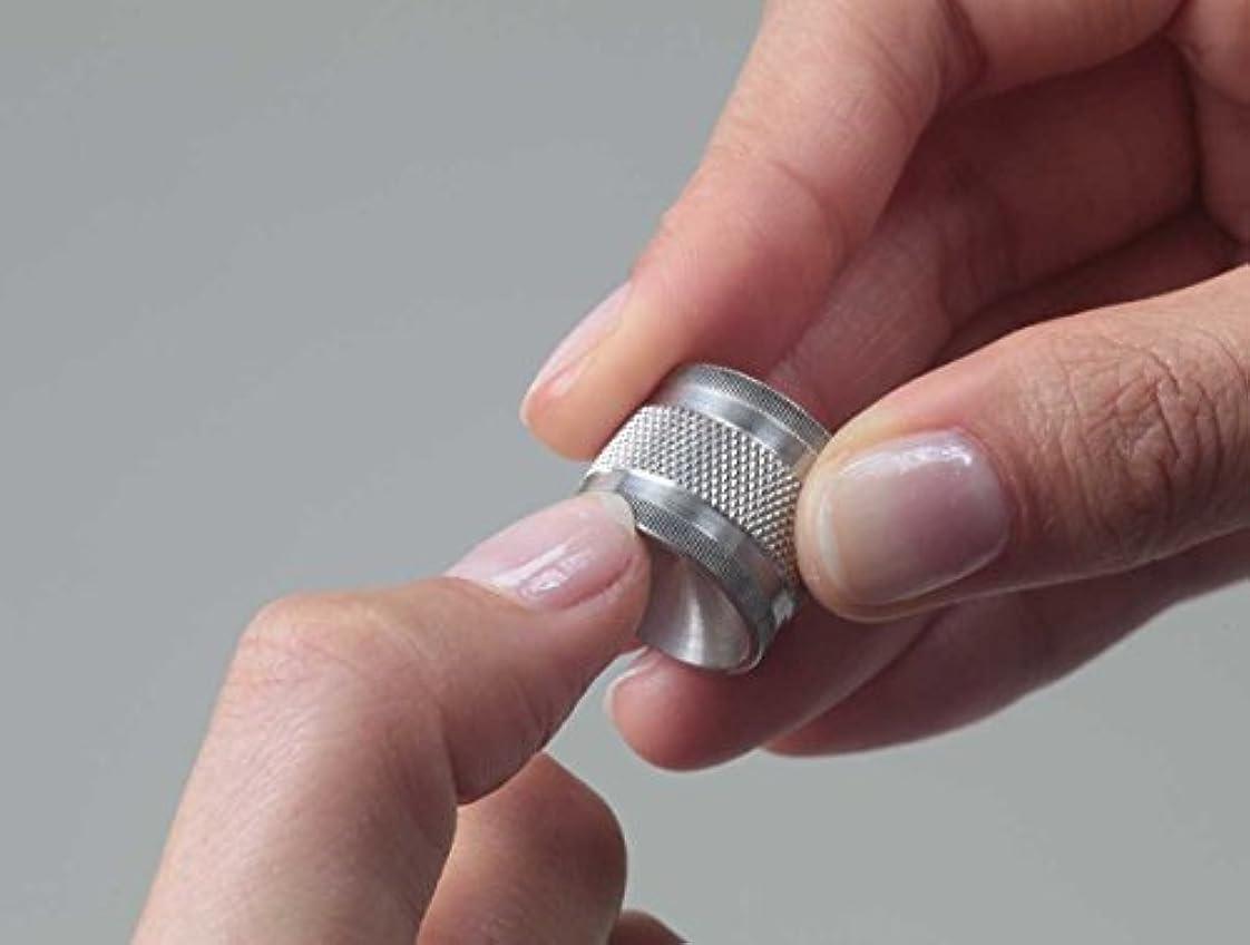 文字ボクシング積極的に刃物産地で作られた 日本製 爪やすり 2個組