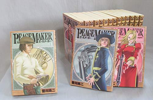 [画像:PEACE MAKER コミック 1-17巻セット (ヤングジャンプコミックス)]