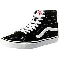 Vans SK8-Hi Shoes, Black/White