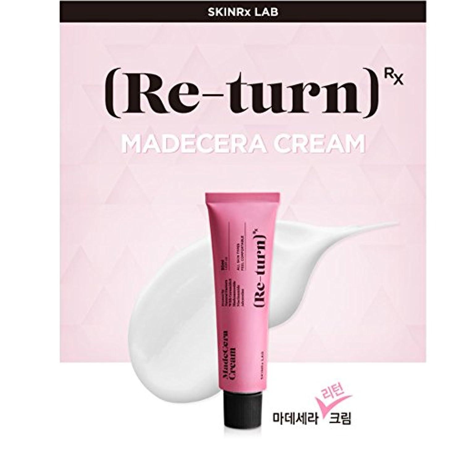 逆さまに摘む事件、出来事スキンアルエクスラップ マデセラ リターン クリーム 50ml / SKINRxLAB MadeCera Re-turn Cream 50ml (1.69oz)