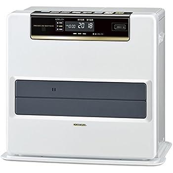 コロナ 石油ファンヒーター (木造15畳まで/コンクリート20畳まで) WZシリーズ エレガントホワイト FH-WZ5715BY(W)