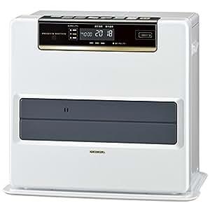 コロナ(CORONA) 石油ファンヒーター (木造15畳まで/コンクリート20畳まで) WZシリーズ エレガントホワイト FH-WZ5715BY(W)