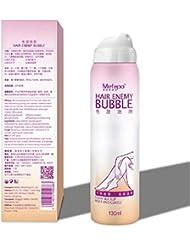 脱毛液 除毛剤 除毛スプレー 簡単除毛 低刺激 男女兼用 98ML