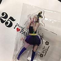 安室奈美恵 25th ANNIVERSARY LIVE 沖縄 限定 ガチャガチャ LIVE STYLE 88 ウサコス うさ耳 アクリルスタンド アクスタ 25周年 ライブ