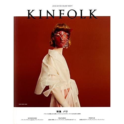 KINFOLK JAPAN EDITION Vol.20 (NEKO MOOK)