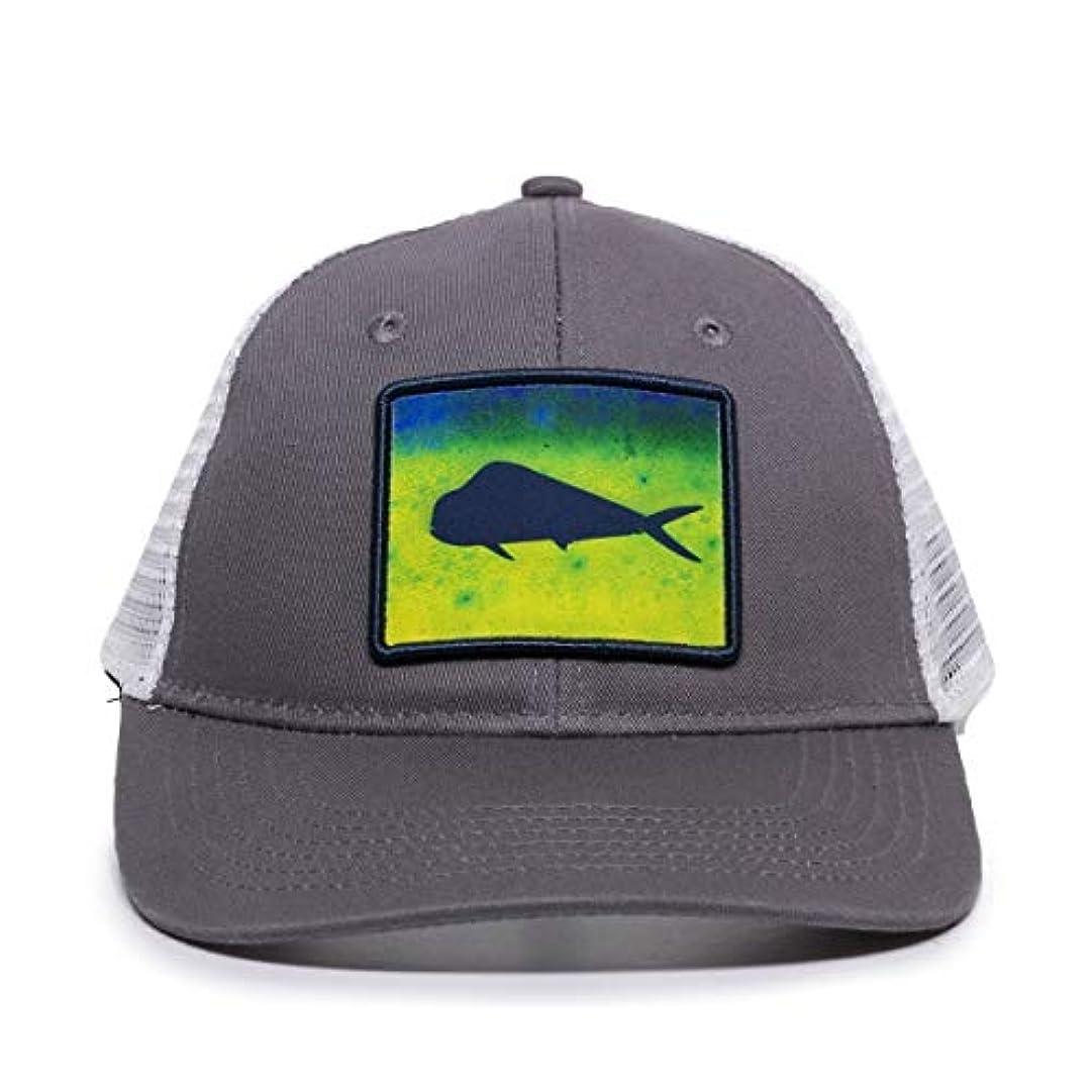 蒸留する挽くでるアウトドアキャップ 2019 メッシュ釣り用帽子
