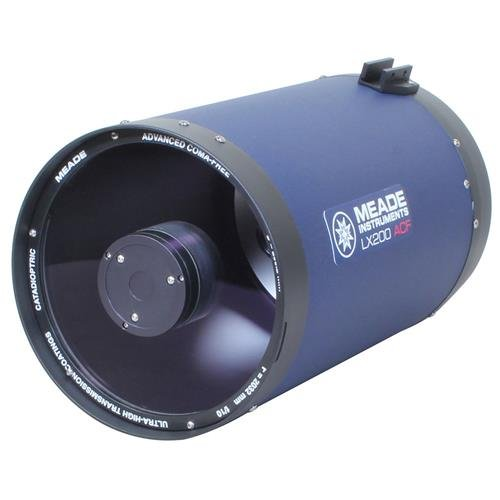 "Meade lx200-acf 8"" Catadioptric Telescope with超高転送コーティング( UHTC)、OTAのみ、2000mm f / 10焦点距離"