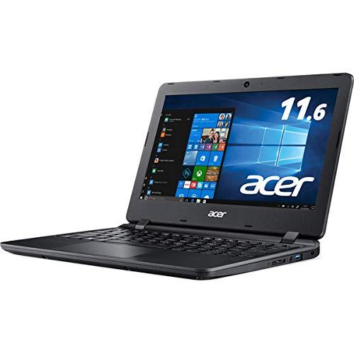 11.6型ノートパソコン Aspire 1 オブシディアンブラック(Microsoft Office Home & Business 2019) A111-31-A14P/F 日本エイサー Acer(エイサー) A11131A14PF