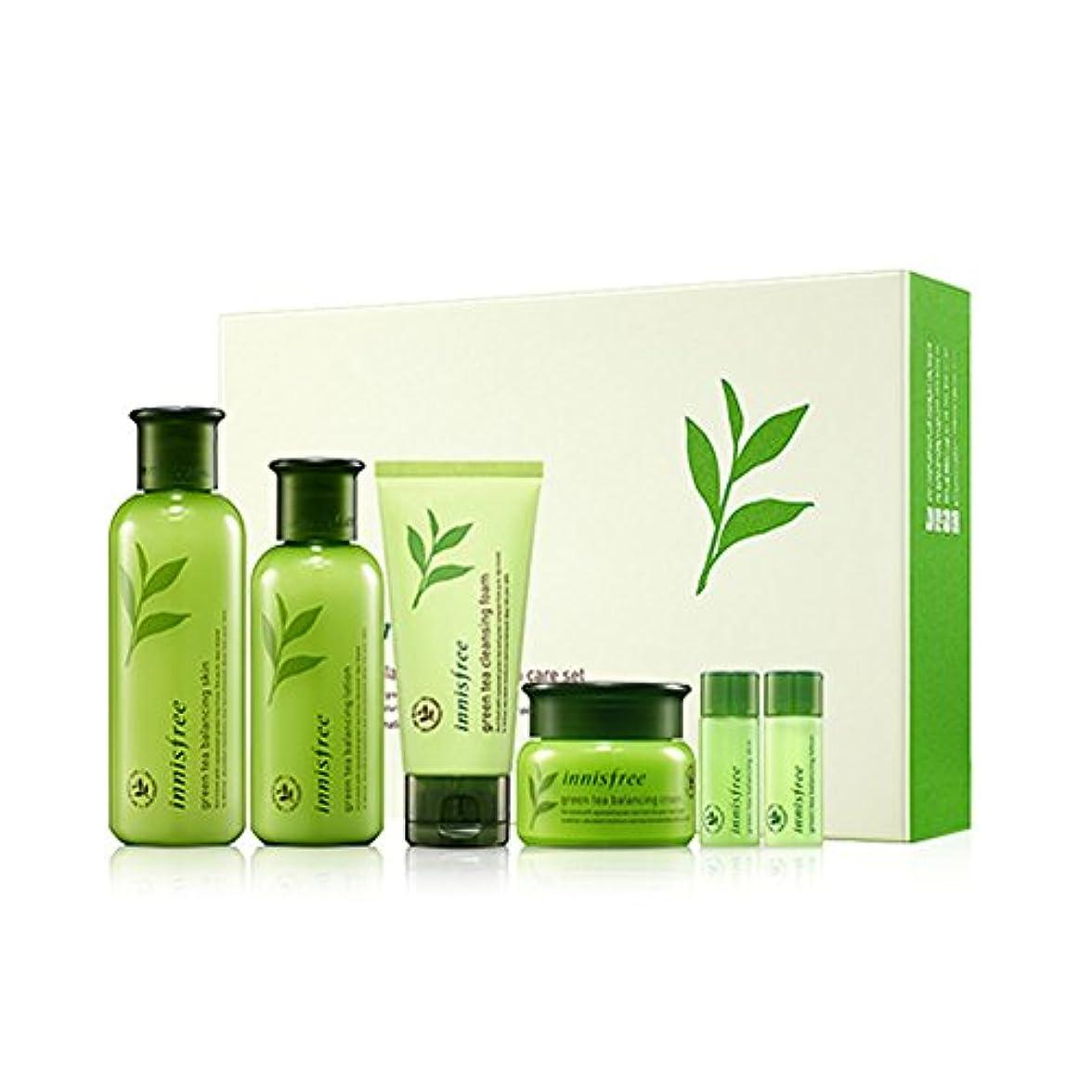 機械的バックアップ関連する[イニスフリー]Innisfreeグリーンティーバランシングスペシャルスキンケア(スキン200ml +ローション160ml +クリーム50ml)セットInnisfree Green Tea Balancing Special Skin Care Set[海外直送品]