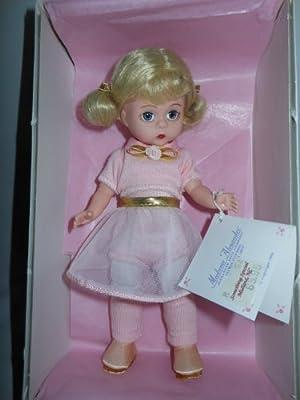Alexander Doll Company - Madame Alexander (マダムアレクサンダー) Pink Ballet Class - 17660 ドール 人形 フィギュア(並行輸入)