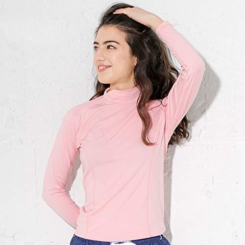 6a91cb8a7ce FELLOW(フェロー) 全16色柄 レディース ラッシュガード 長袖 Tシャツ ハイネック S