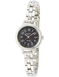 [ingene]アンジェーヌ 腕時計 ソーラー 日常生活用防水 AHJD080 レディース