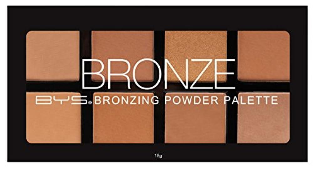 抱擁イタリアの電気のバイズ Bronzing Powder Palette CO/BPO8BR 18g/0.6oz並行輸入品