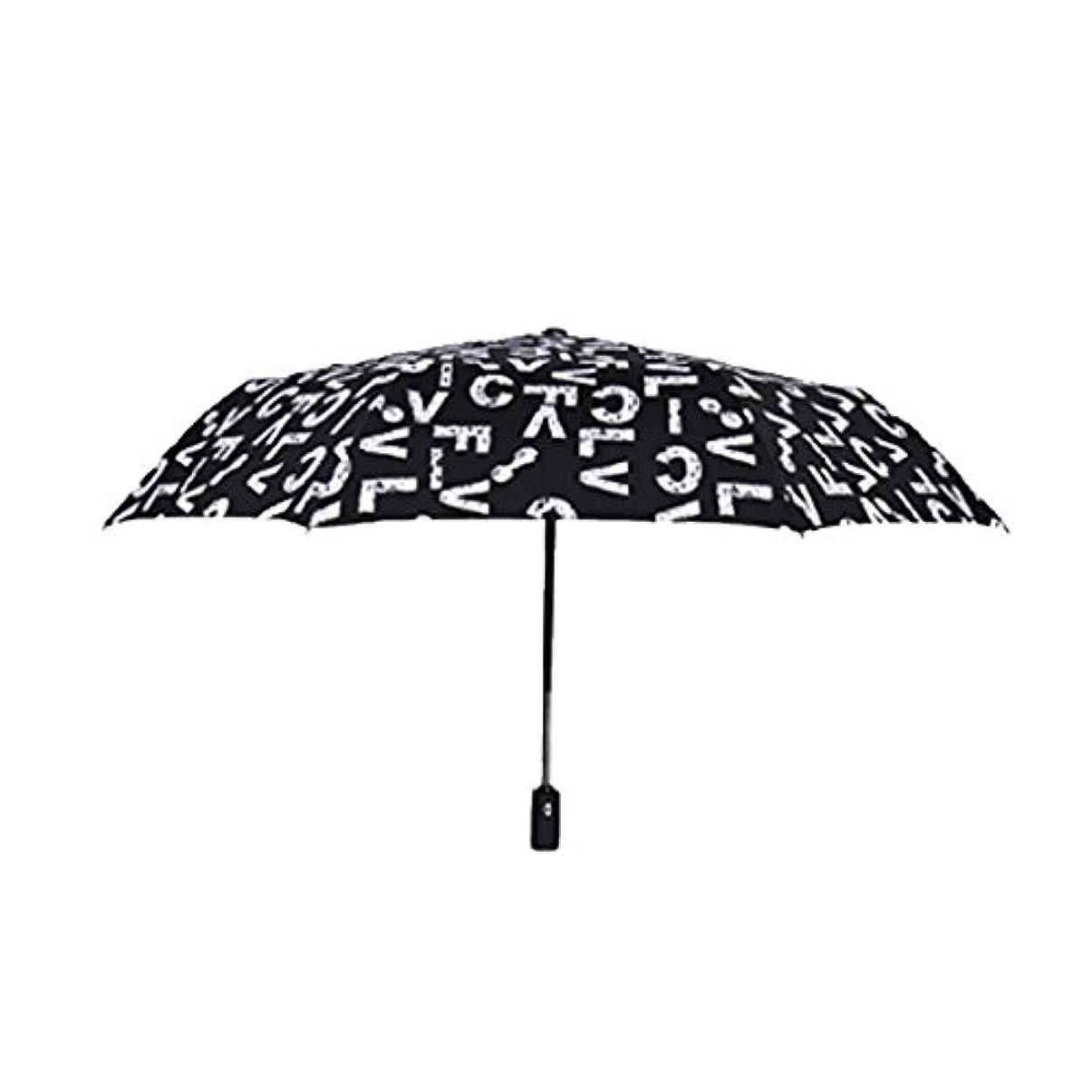 ハック処理テンポ旅行用傘 コンパクト旅行傘8リブテフロンコーティング付きファッショナブルなパラソル傘防風UV保護 - 速乾性の強い&ポータブル UVカット (色 : 2)