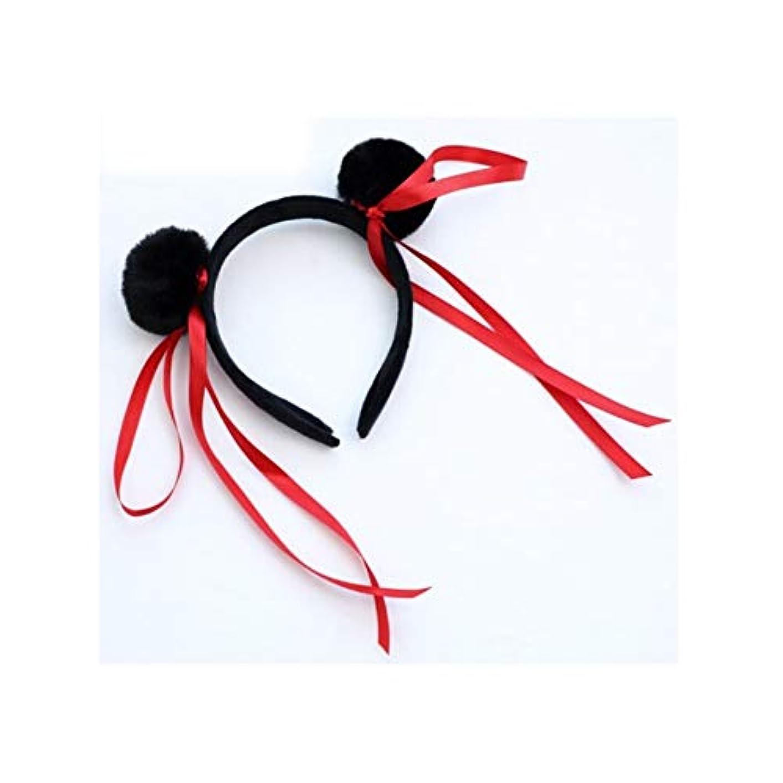 フィードバック持参子豚ヘッドバンドの宝石のヘッドバンドティアラヘアアクセサリーヘッドドレス2つのスタイルをカボチャ小道具の大人の子供を表示します (スタイル : B)