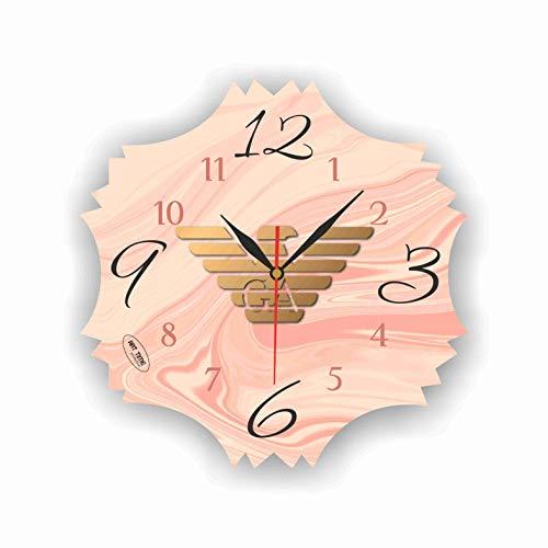 Giorgio Armani 11'' 壁時計ジョルジオアルマーニあなたの友人のための最高の贈り物。あなたの家のためのオリジナルデザイン